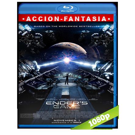 El Juego De Ender 1080p Lat-Cast-Ing[Ficcion](2013)