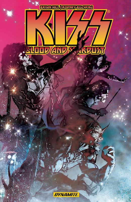 KISS - Blood and Stardust v01 (2019)