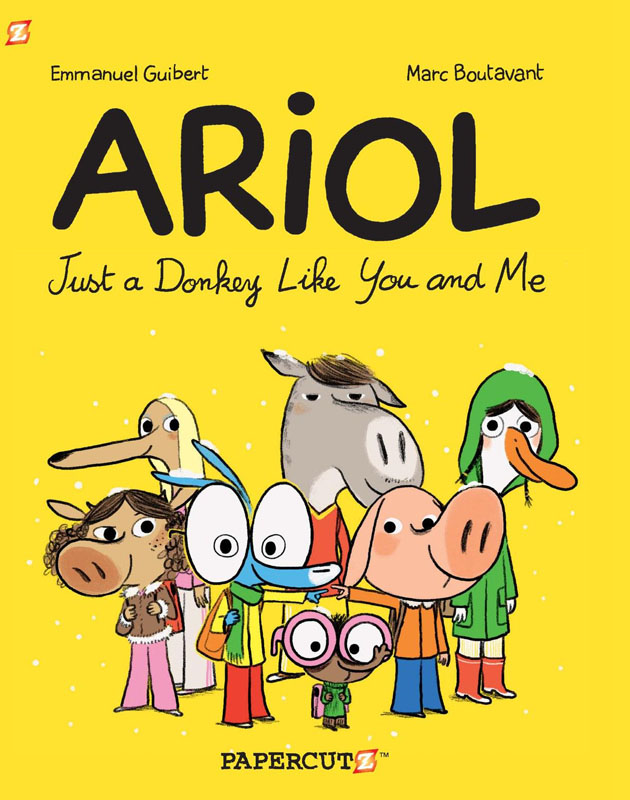 Ariol 01-08 + Where's Petula (2008-2016)
