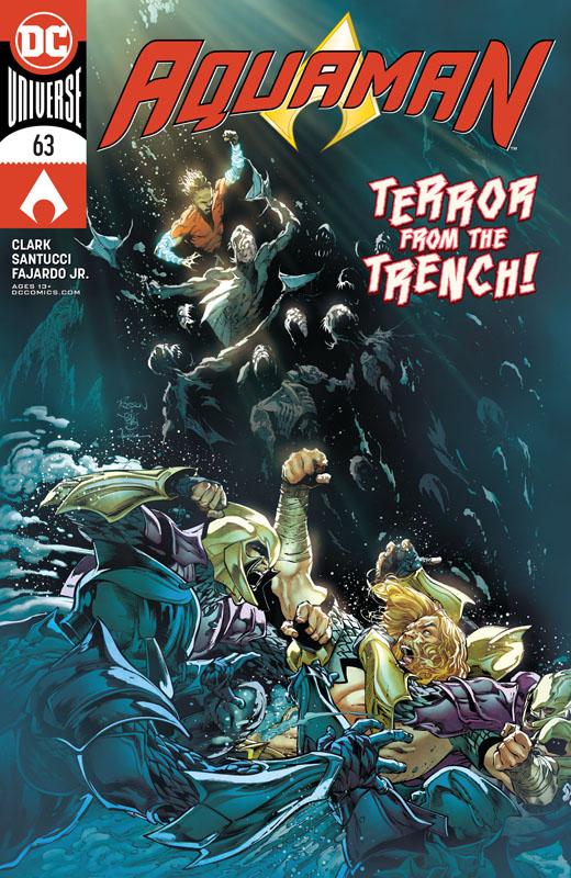 Aquaman #1-66 + Annuals + Special (2016-2021)