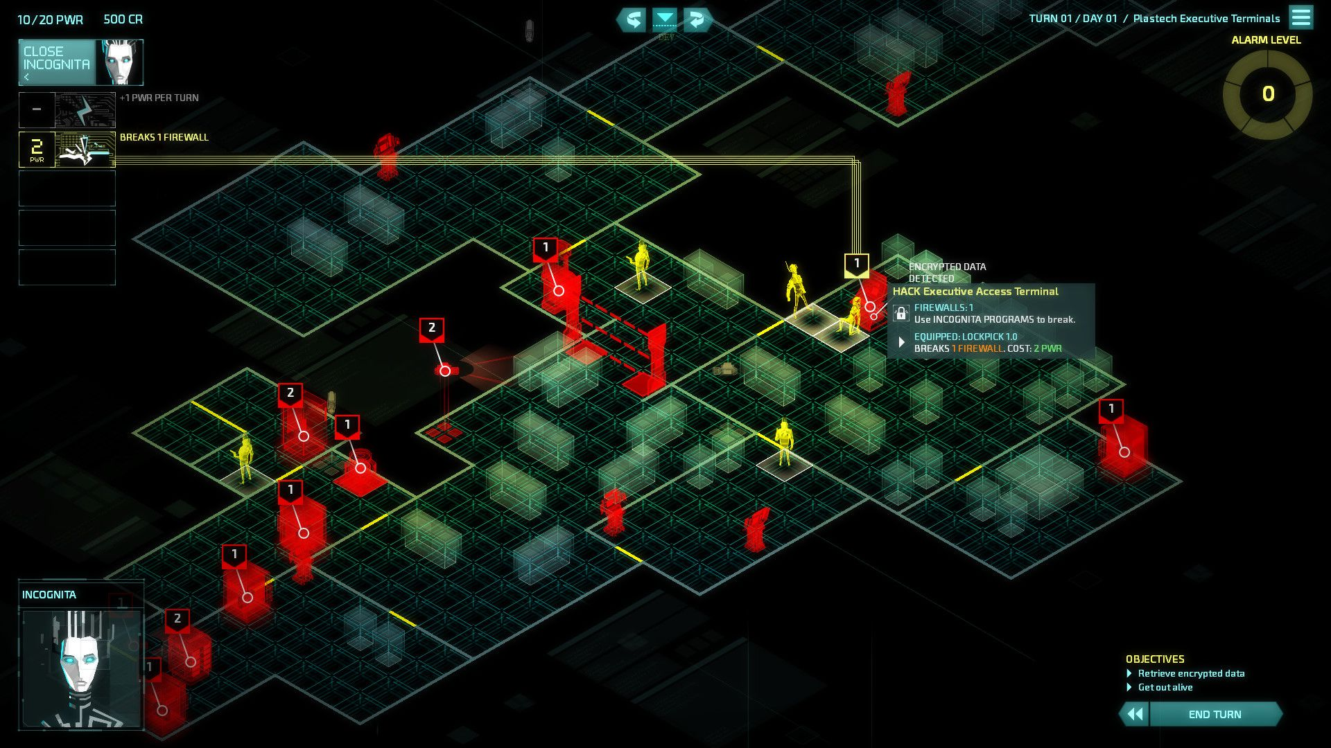 Invisible, Inc. + Contingency Plan DLC Captura 3