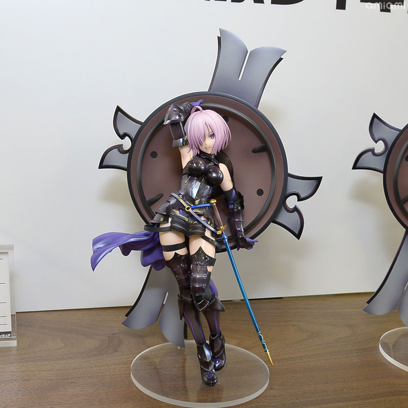 Fate / Grand Order - Shielder Mash Kyrielight Limited ver. 1/7 (Stronger) 8xUMA7Cc_o