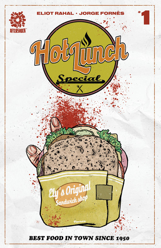 Hot Lunch Special #1-5 (2018-2019)