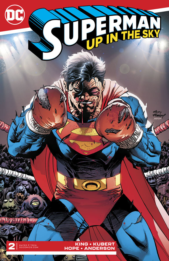 Superman - Up In The Sky #1-6 (2019-2020) Complete