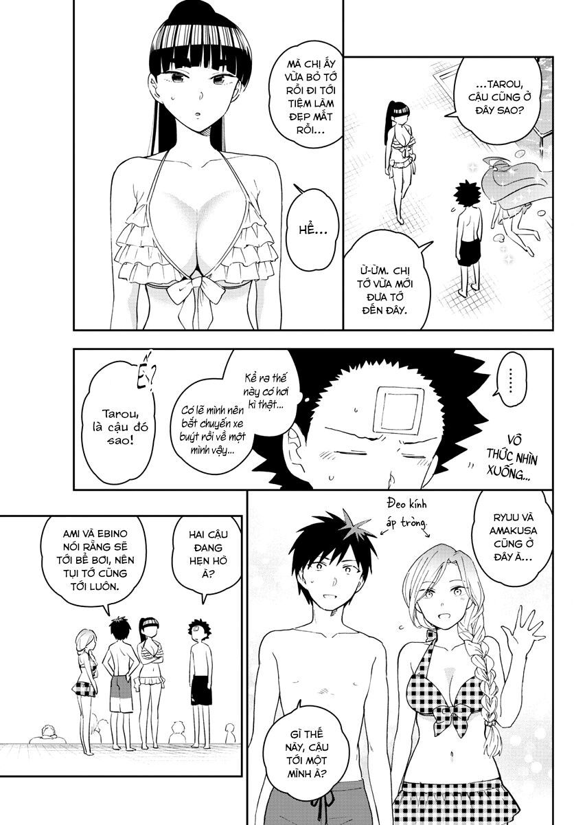 Hatsukoi Zombie Chapter 155 - Trang 18