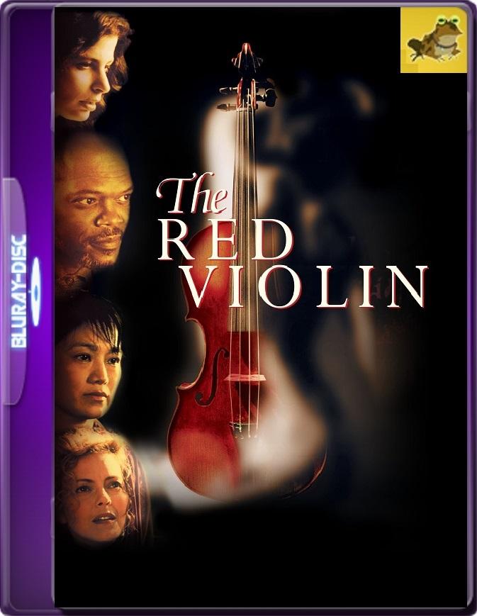 El Violín Rojo (1998) Brrip 1080p (60 FPS) Latino / Inglés