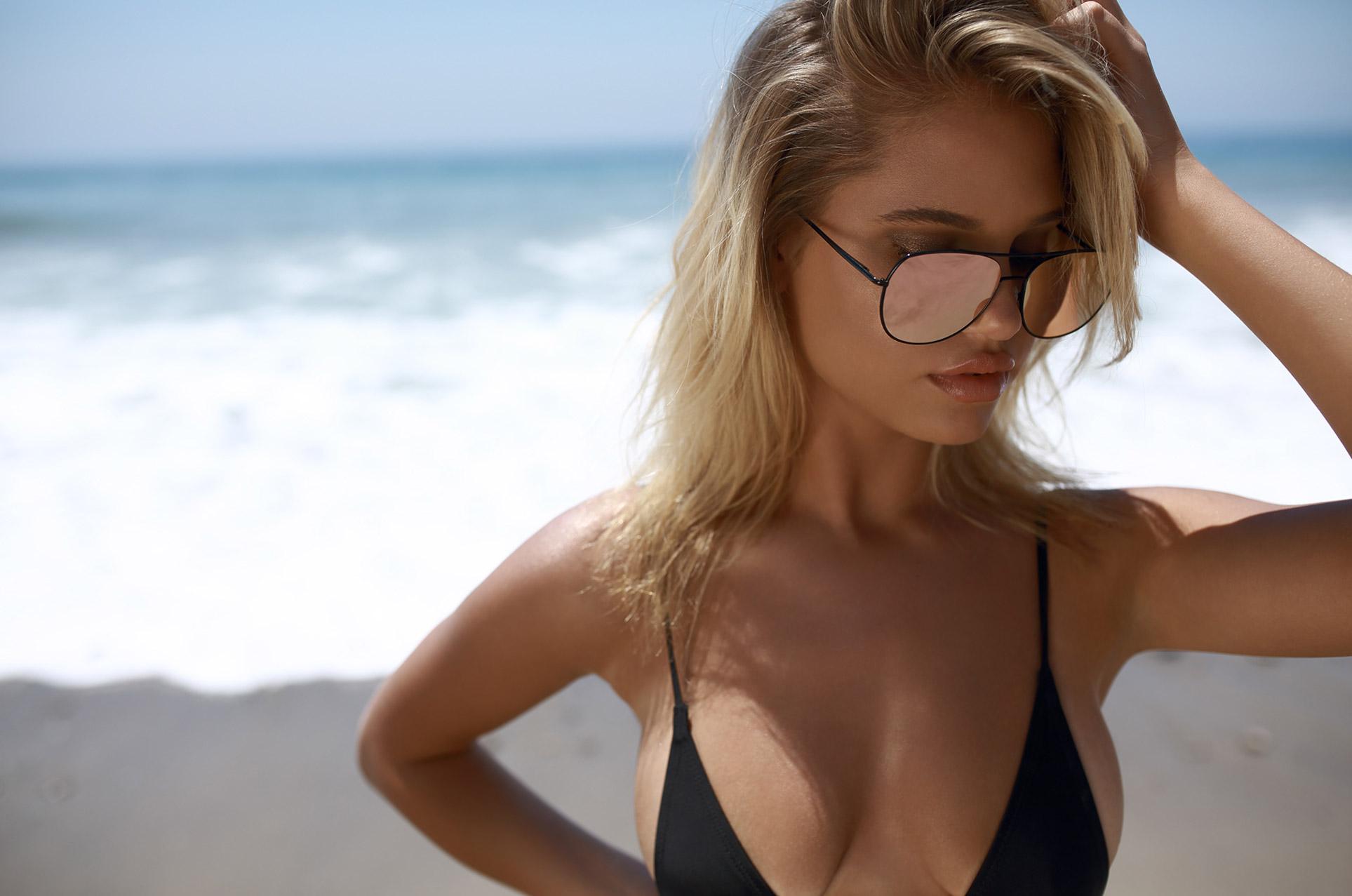 Quay Australia summer 2018 campaign by Sasha Samsonova