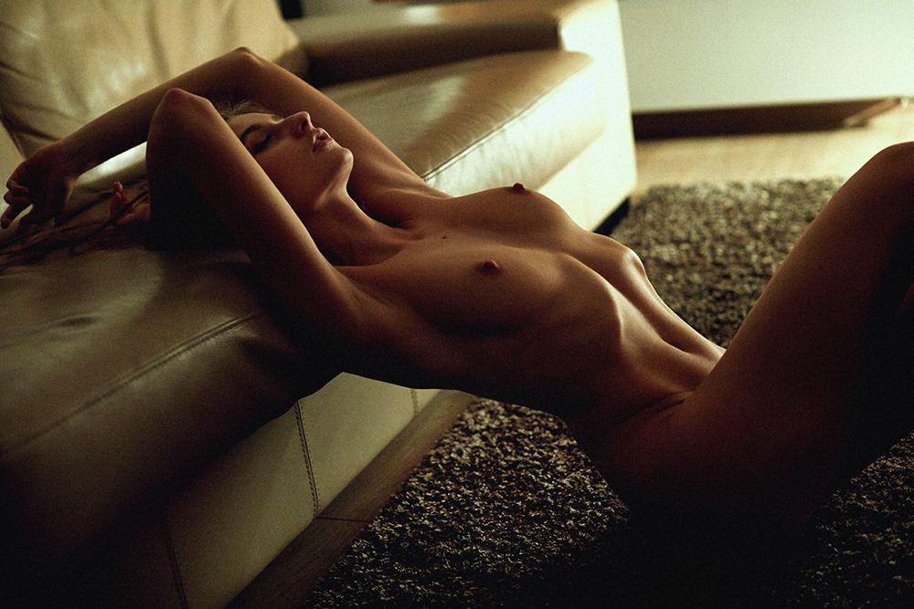 sexy Katherine Hottie nude by Michał Obrzut