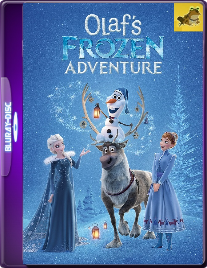 Olaf: Otra Aventura Congelada De Frozen (2017) Brrip 1080p (60 FPS) Latino