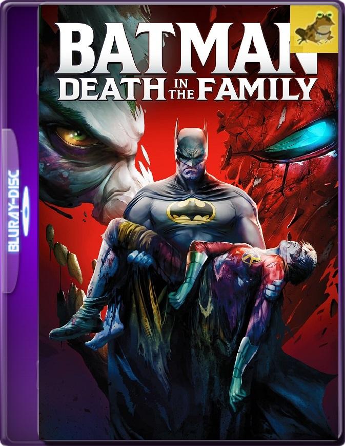 Batman: Death In The Family (2020) Brrip 1080p (60 FPS) Inglés Subtitulado