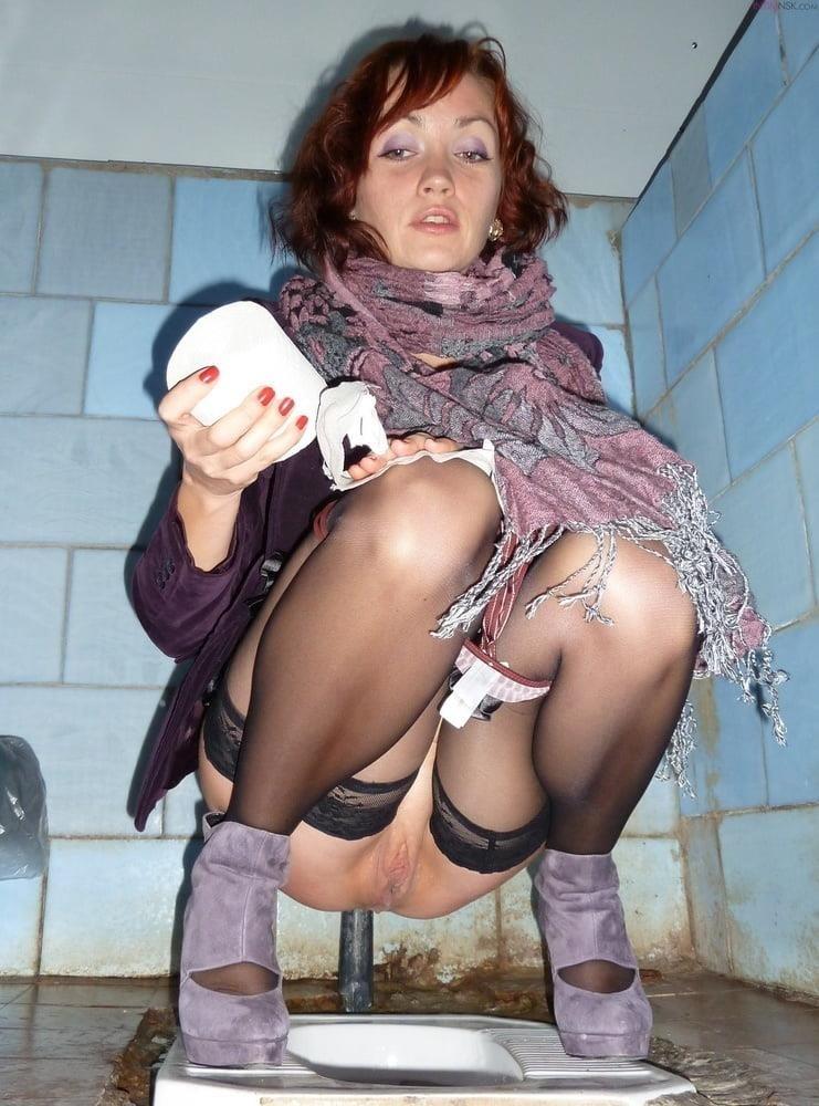 Public toilet fingering-6394