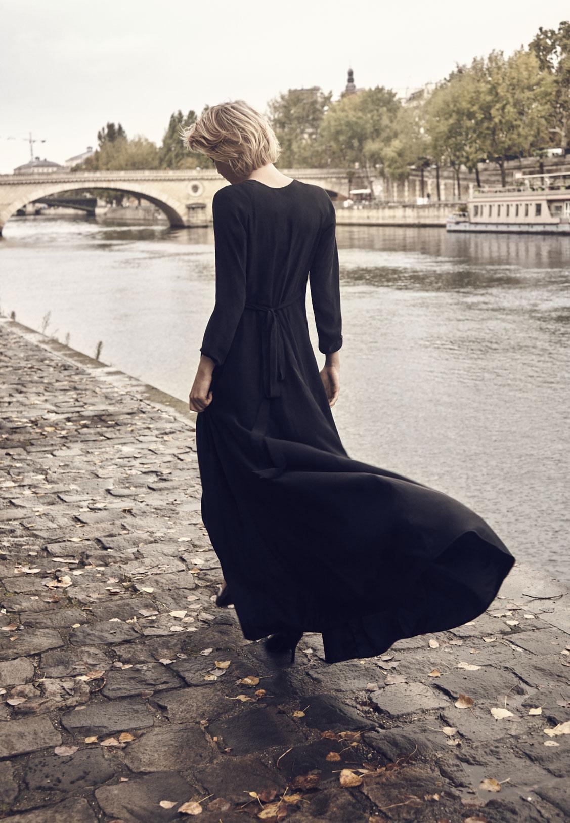 Прогулка по Парижу с фотомоделью Кэти Кук / Katie Cook by Becky Siegel