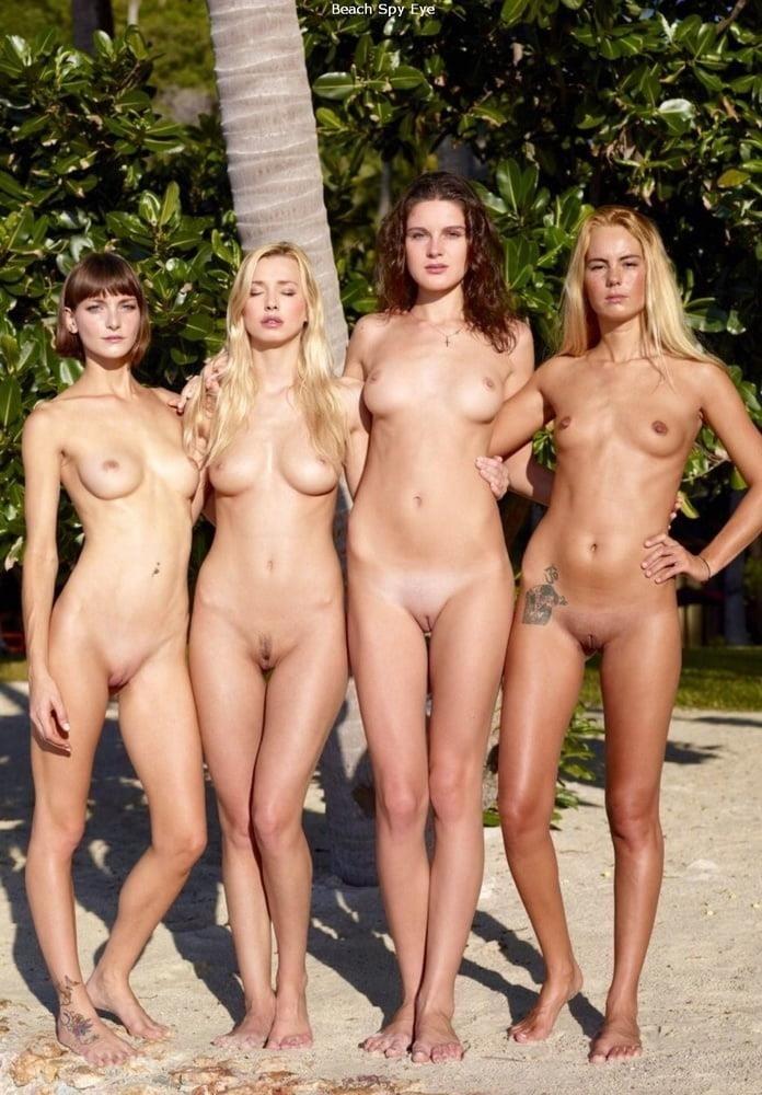 Naked girls in panties-7479