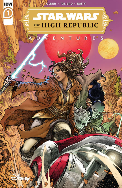 Star Wars - The High Republic Adventures #1-3 (2021)