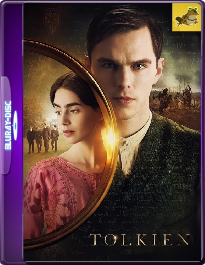 Tolkien (2019) Brrip 1080p (60 FPS) Latino / Inglés