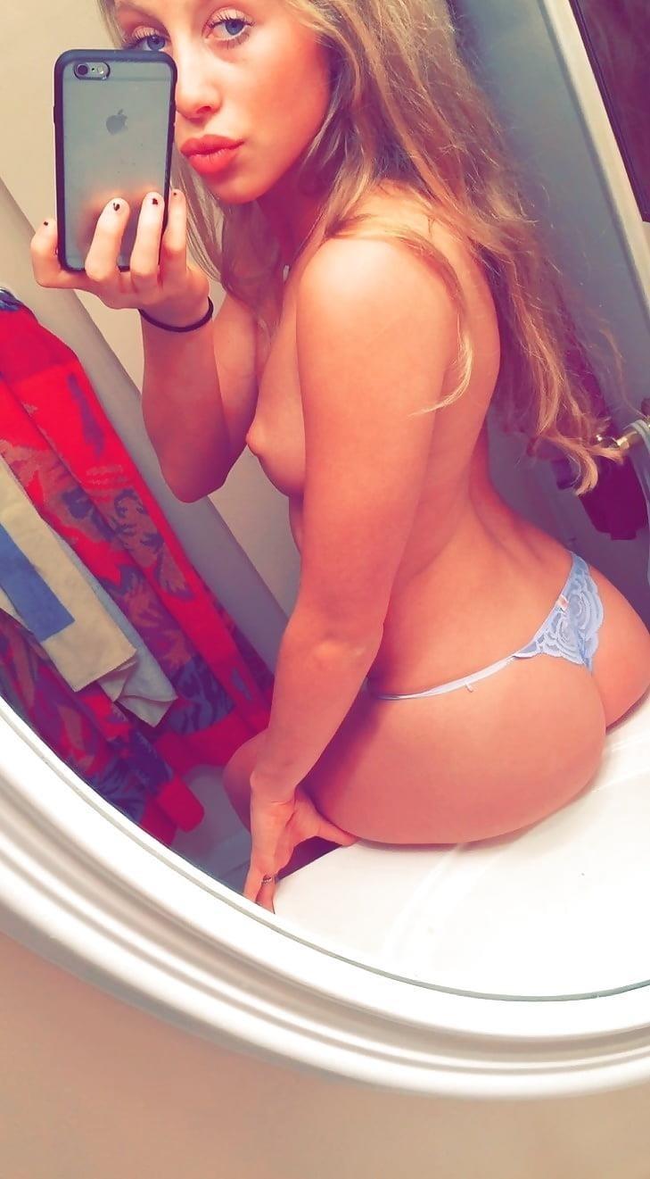 Teen naked mirror-1227