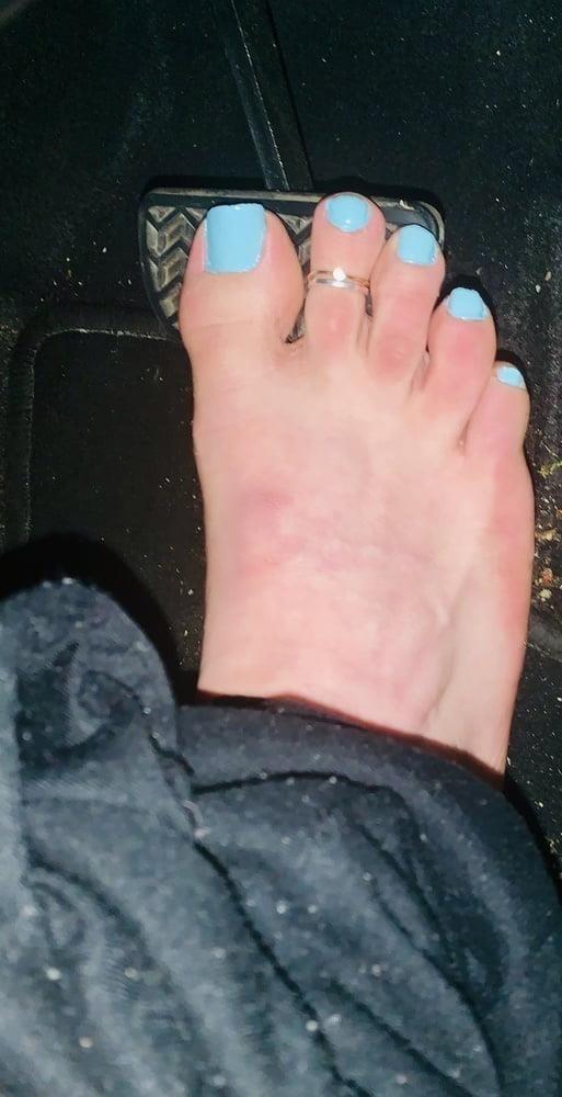 Polish feet slave-4572