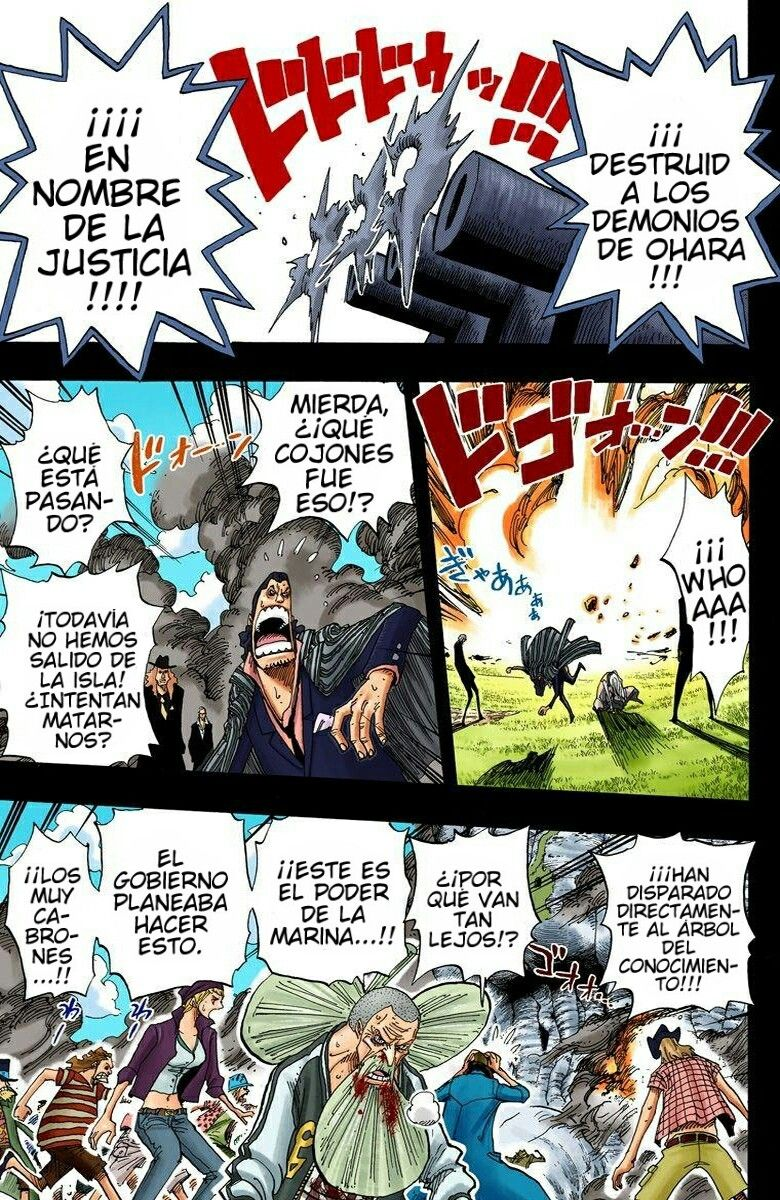 One Piece Manga 391-398 [Full Color] 8m45I7J2_o