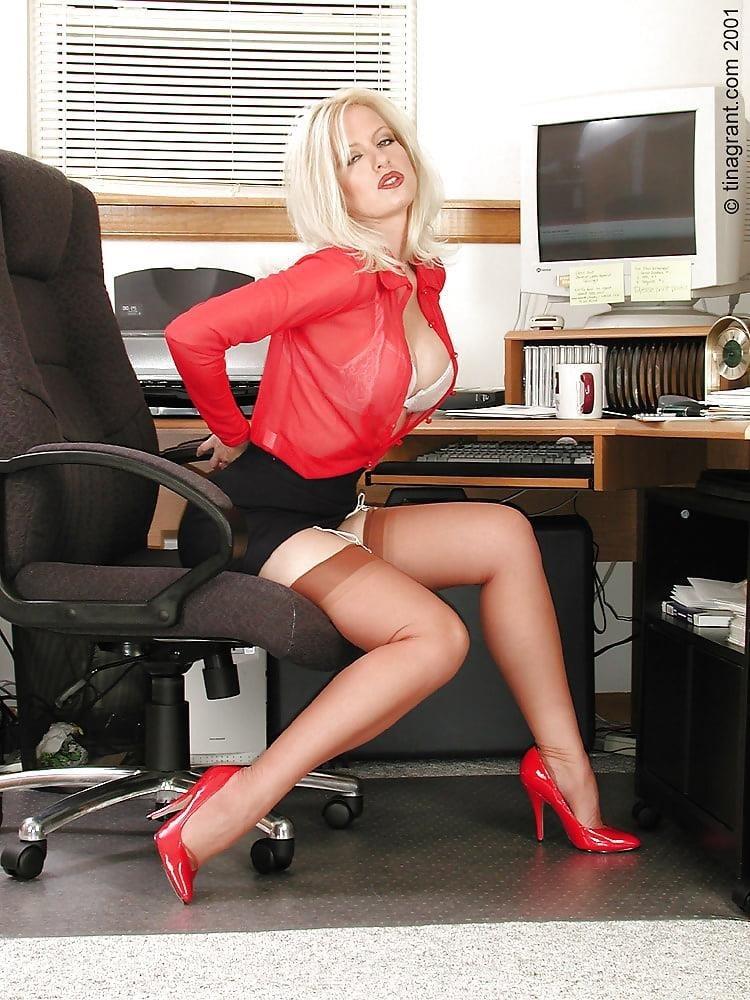 Lesbian secretary pics-4972