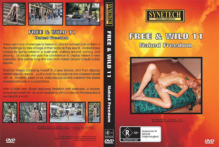 Free And Wild 11 / Свободные И Дикие 11 (Charles MacFarland, Synetech Video) [2011 г., Public Nudity, Naturism, Naked Exercises, Dancing, DVDRip] (Andrea, Shannon, Judit, Marketa, Gwen)