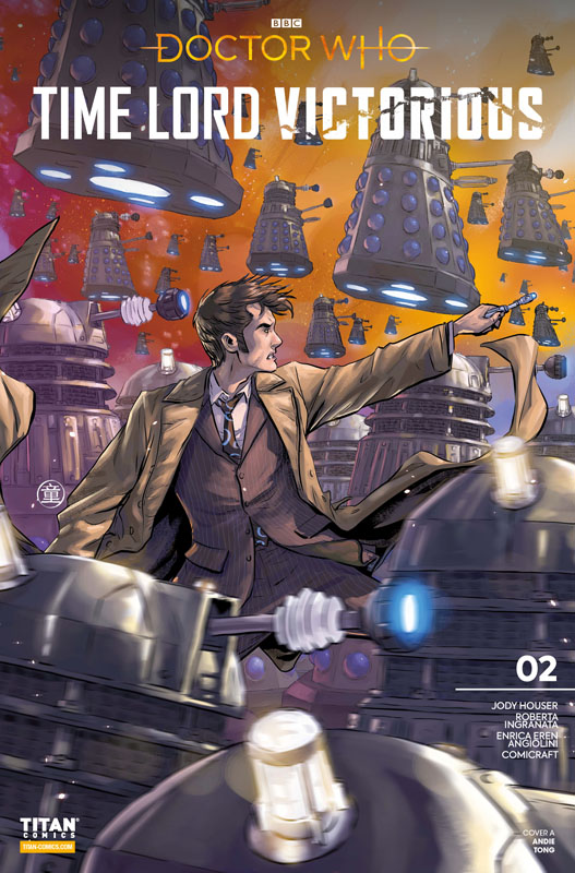 Doctor Who - Time Lord Victorious #1-2 (2020)