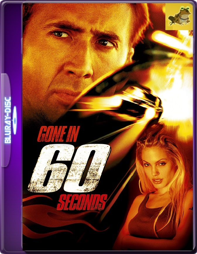 60 Segundos (2000) Brrip 1080p (60 FPS) Latino / Inglés