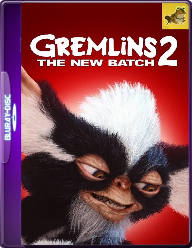 Gremlins 2: La Nueva Generación (1990) Brrip 1080p (60 FPS) Latino / Inglés