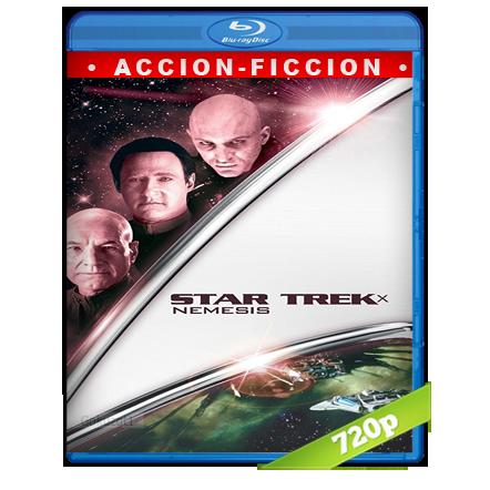 descargar Viaje A Las Estrellas 10 Nemesis 720p Lat-Cast-Ing 5.1 (2002) gartis
