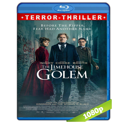 descargar The Limehouse Golem 1080p Cas-Ing 5.1 (2016) gartis