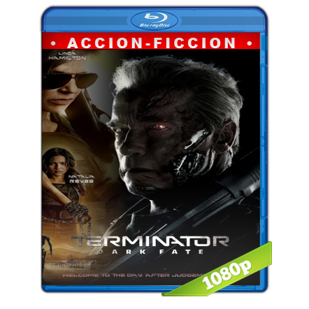 El Exterminador 6 Destino Oculto (2019) BRRip Full 1080p Audio Trial Latino-Castellano-Ingles 5.1