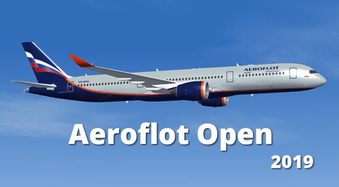 Aeroflot Open 2019