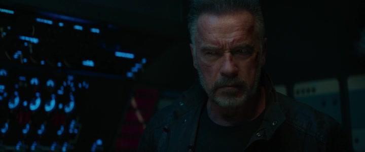 Terminator Dark Fate 2019 HDRip XviD AC3-EVO