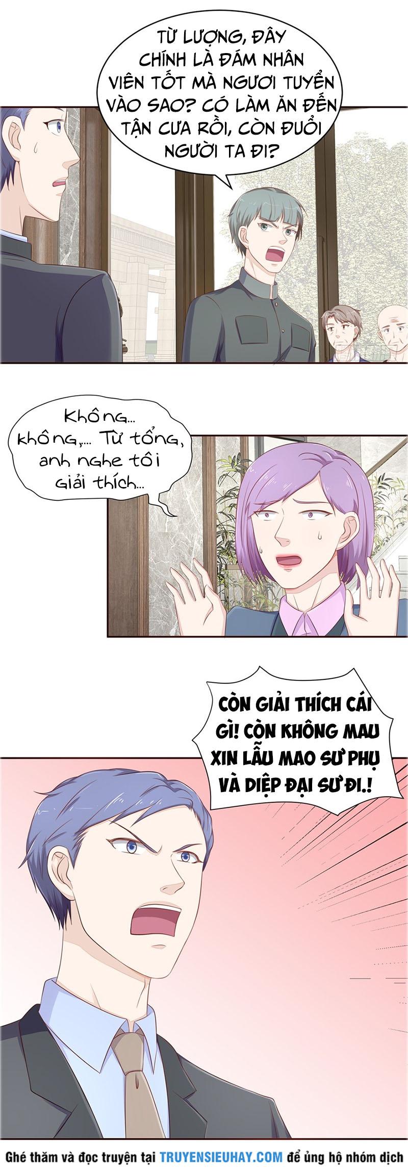 Chung Cực Thấu Thị Nhãn Chapter 70