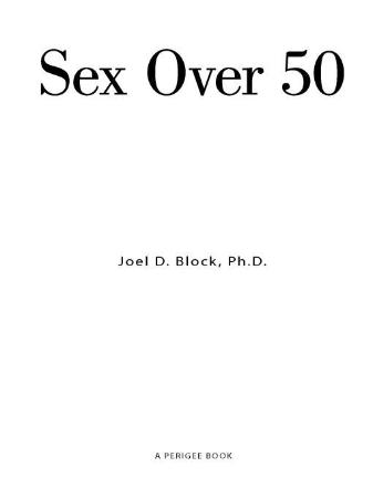 Sex Over 50 Updated and Expanded