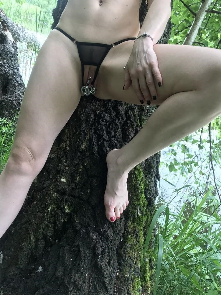 Upskirt in public places-6685