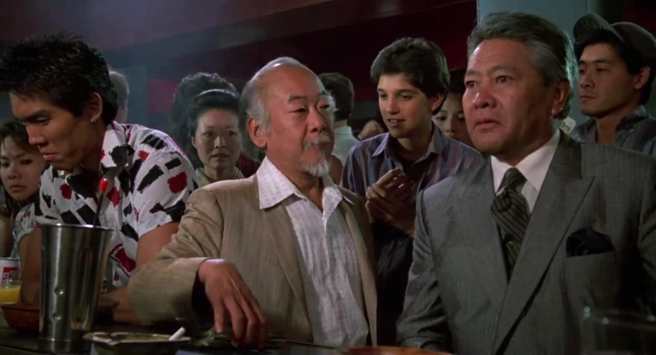 El Karate Kid 2 [1986][BD-Rip][720p][Lat-Cas-Ing][Art.Marciales]
