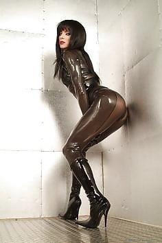 Strapon latex mistress-6184