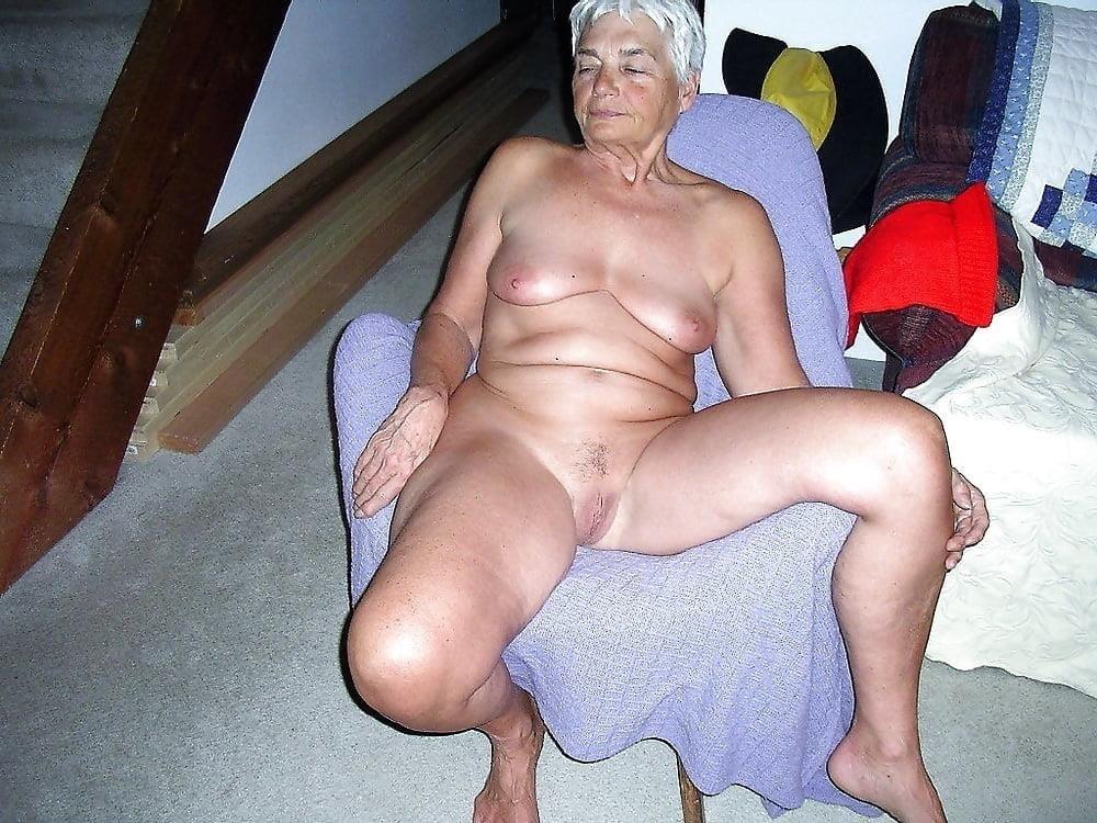 Chubby granny naked-7189
