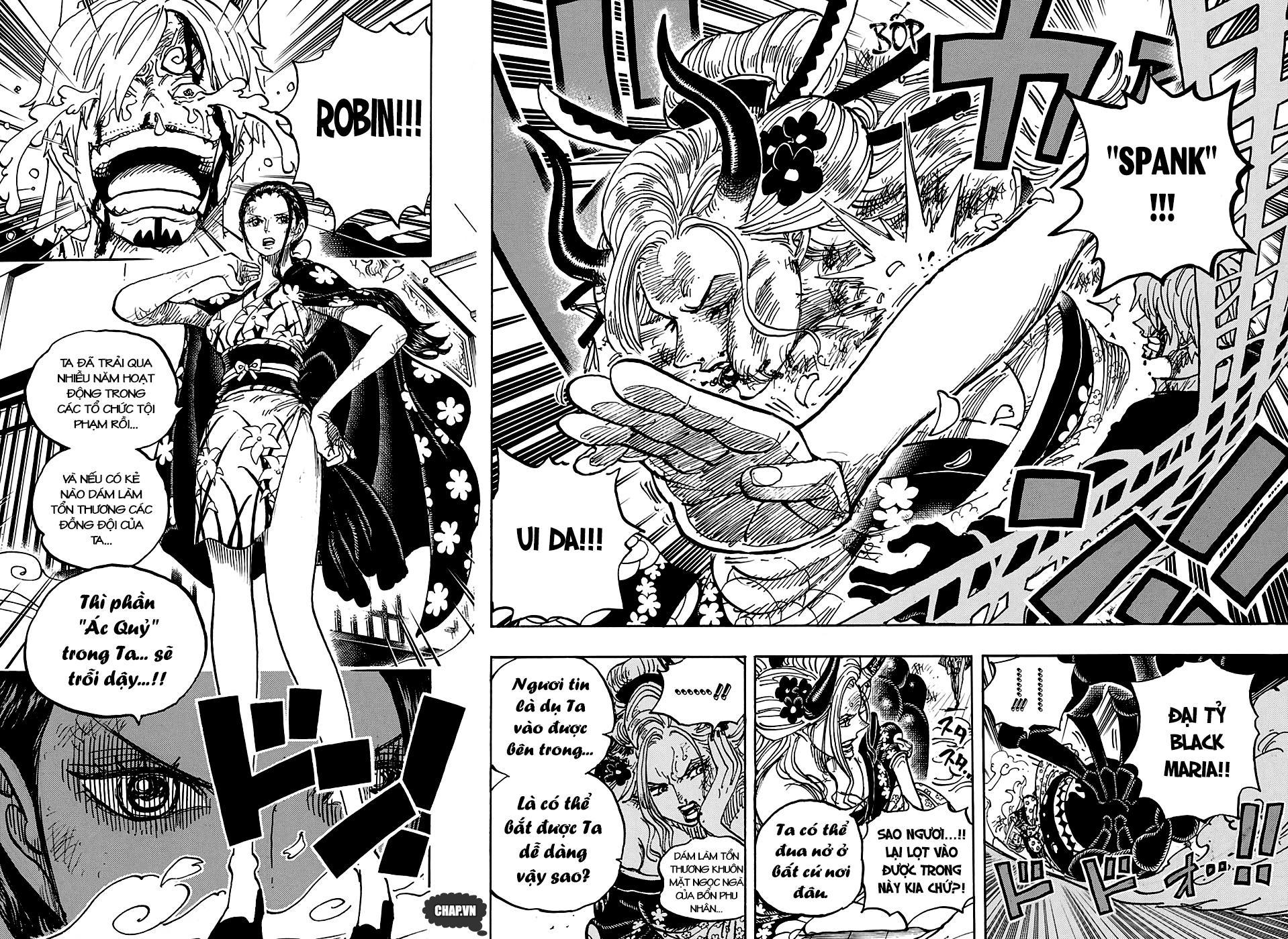 One Piece Chap 1005 - Truyen.Chap.VN
