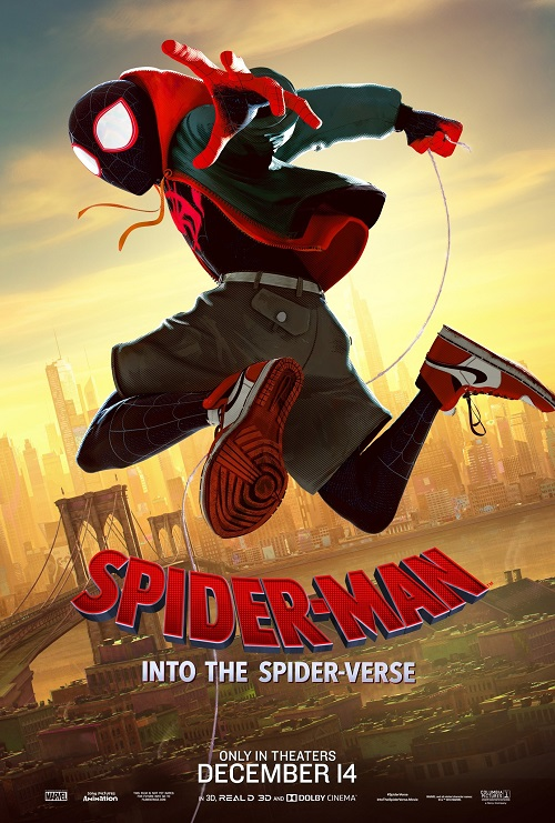 Spider-Man Uniwersum / Spider-Man: Into the Spider-Verse (2018) MULTi.720p.BluRay.x264.AC3-DENDA / DUBBING i NAPISY PL