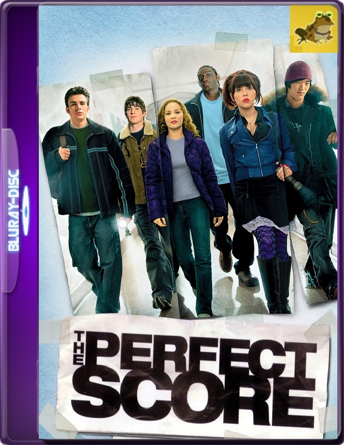 The Perfect Score (2004) Brrip 1080p (60 FPS) Inglés Subtitulado