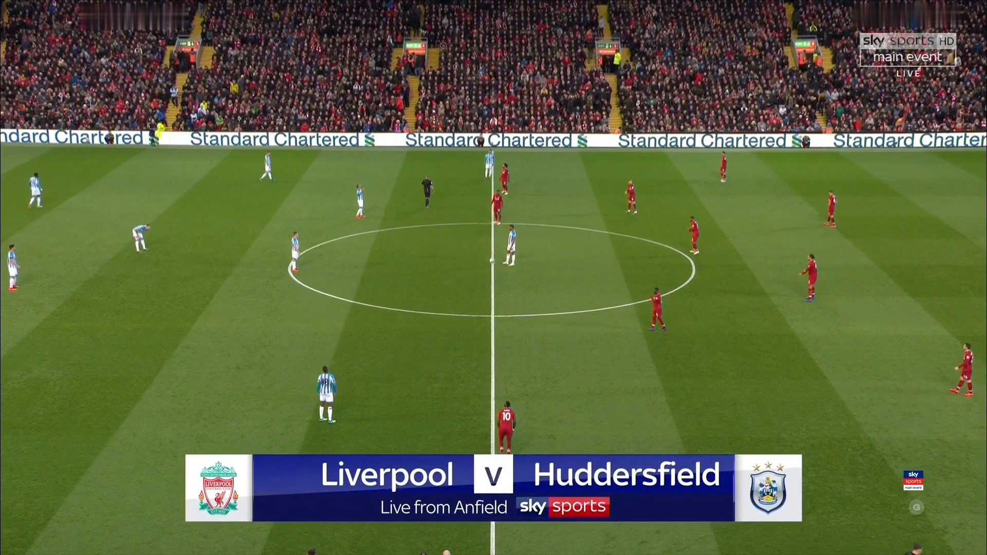 Xem lại: Liverpool vs Huddersfield Town