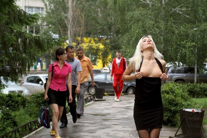 Russian blonde girl porn-9733