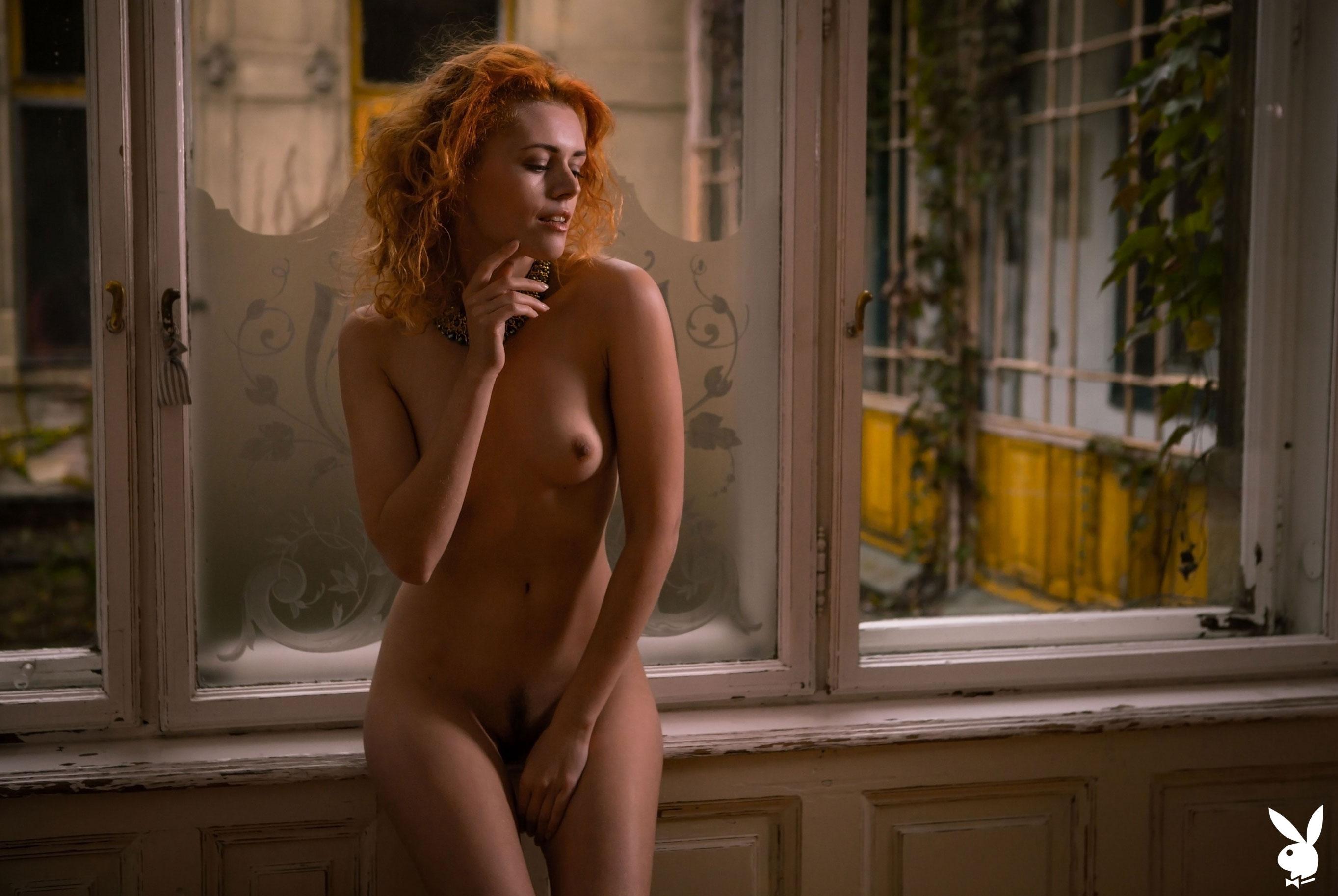 Голая рыжая Катерина / фото 05