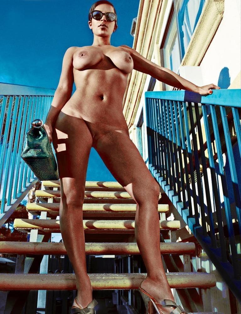 Kim k nude pics-2138