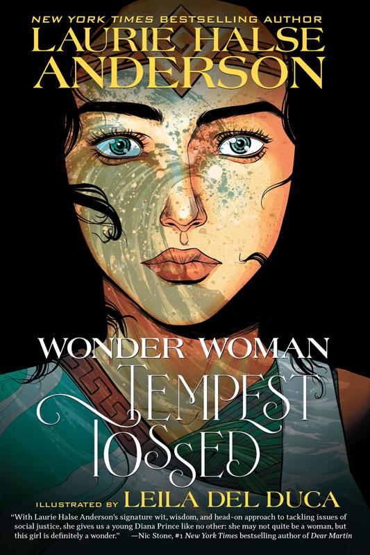 Wonder Woman - Tempest Tossed (2020)