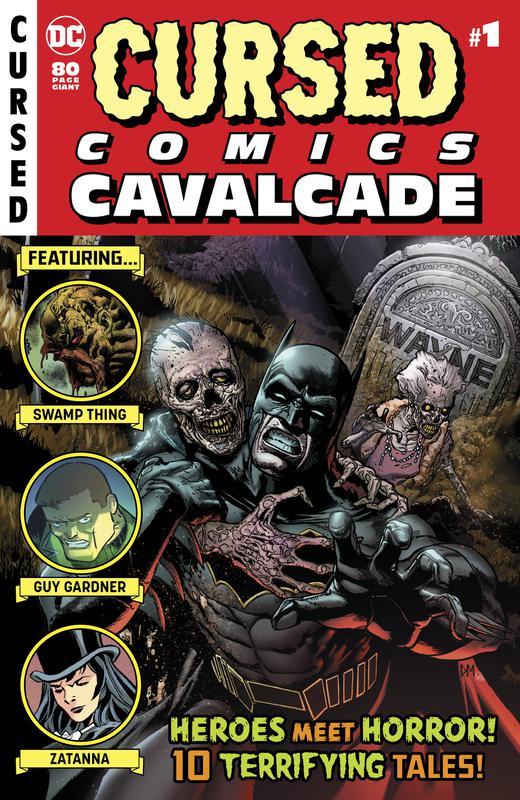 Cursed Comics Cavalcade 001 (2018)