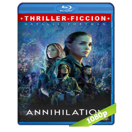 Aniquilacion Full HD1080p Audio Trial Latino-Castellano-Ingles 5.1 2018