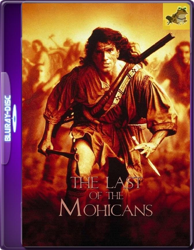 El Ultimo De Los Mohicanos (1992) WEB-DL 1080p (60 FPS) Latino / Inglés