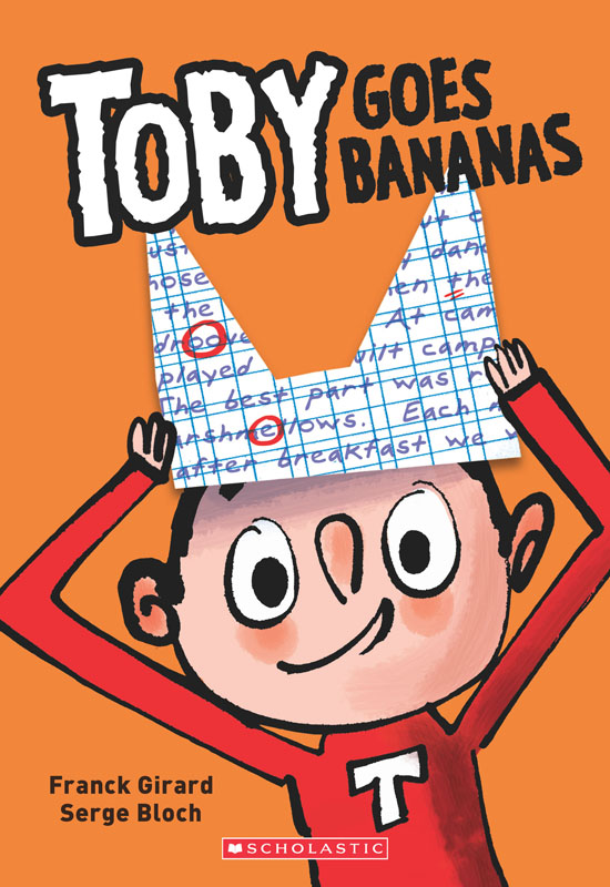 Toby Goes Bananas (2017)